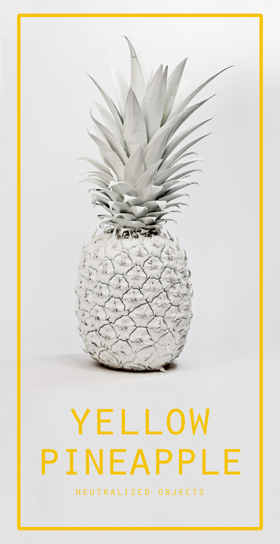 YELLOW PINEAPPLE | NEUTRALIZED OBJECTS